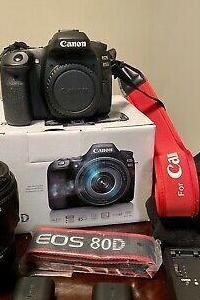 Canon eos 80d con sigma 17-50mm