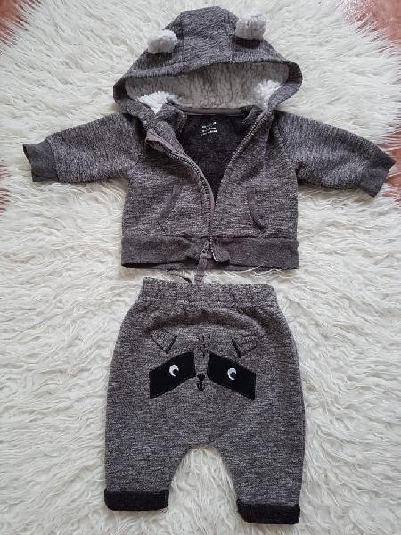 Chándal oso bebe