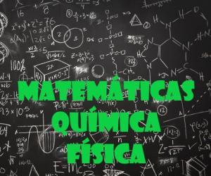 Clases online/domicilio matemáticas, física y química