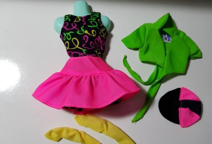 Conjunto barbie great date fashion 2979-1991