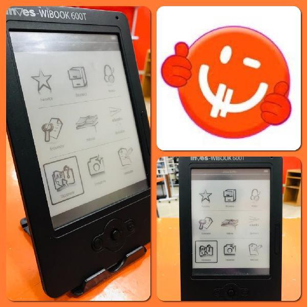 Ebook inves wibook 600t