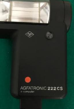 Flash agfatronic 222 cs s-computer