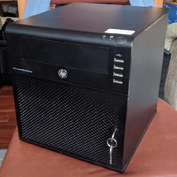 Hp proliant microserver g7 n40l