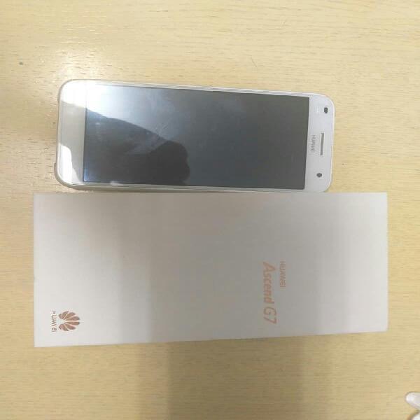 Huawei ascend g7.