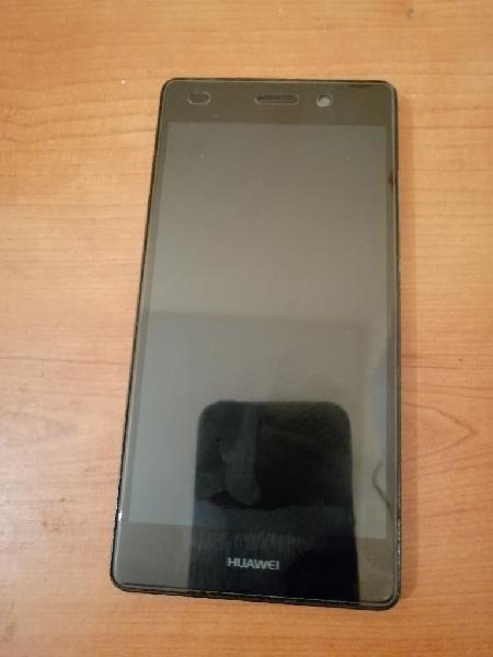 Huawei p8 lite funciona bien pero hay veces fallo