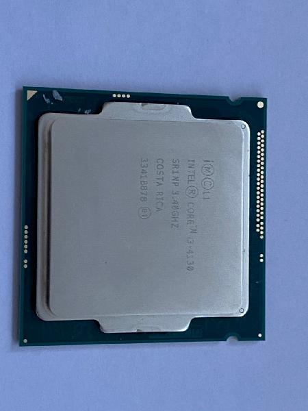 Intel core i3 4130 a 3.4ghz socket 1150