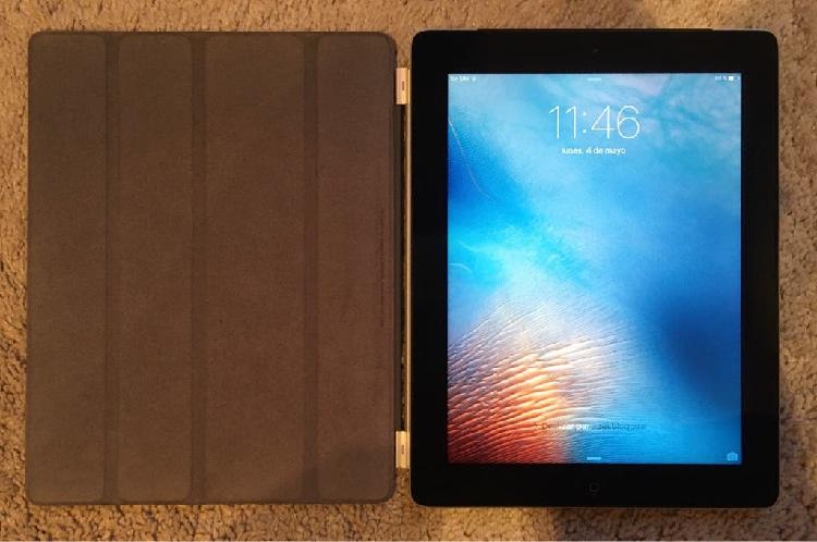Ipad 4. 16gb + funda apple