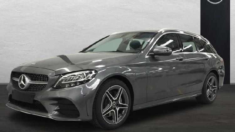 Mercedes-benz clase c lase 220 d estate