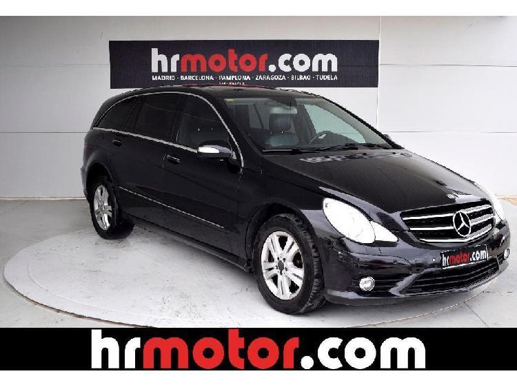 Mercedes-benz clase r 320cdi 4m aut.