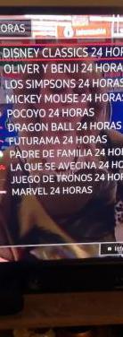 Movistar, dazn, estrenos, 4k...