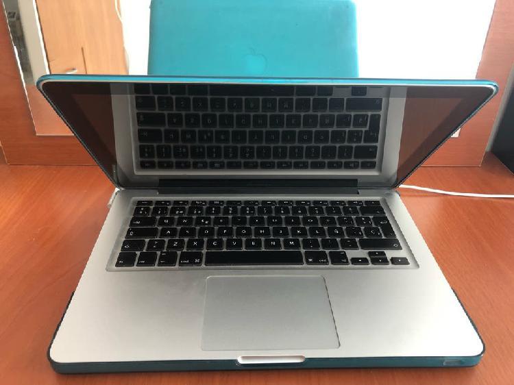 """Macbook pro 13"""" mediados de 2012"""