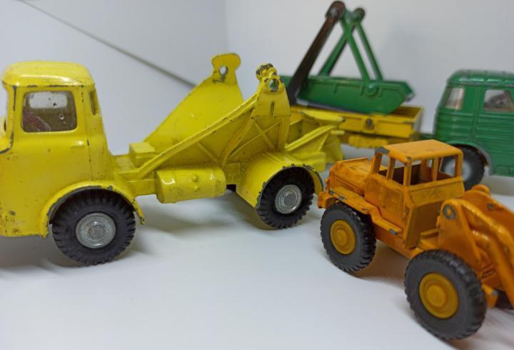 Maquinas de construcción de metal