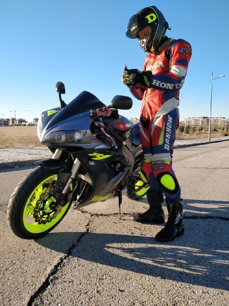 Mono moto danrow