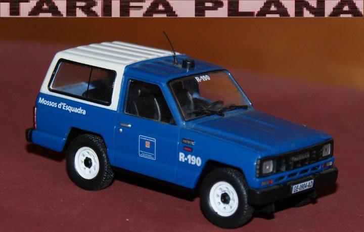 DGA 17.018 Derivabrisas para NISSAN PATROL 1997-2009 3//5 puertas