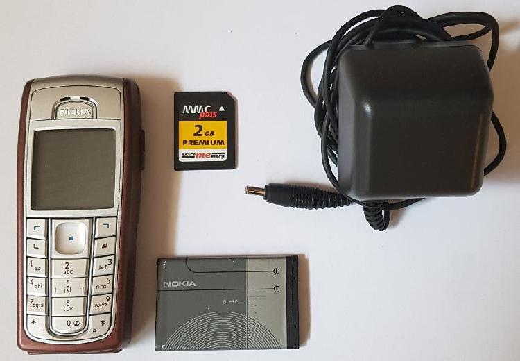 Nokia 6230 libre