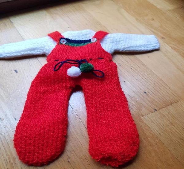 Peto y jersey baby mocosete