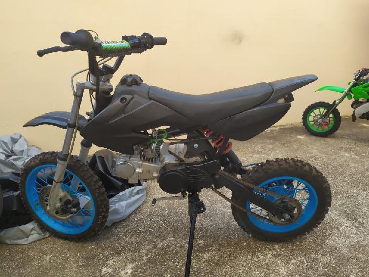 Pit bike de 125 cc