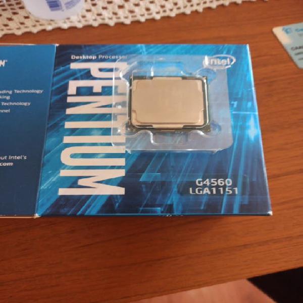 Pentium g4560