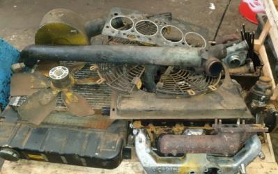 Piezas repuesto motor cat 438 series ii