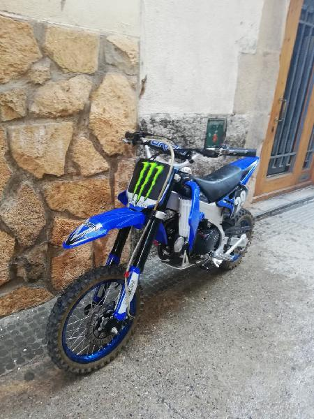Pit bike orion agb 29 125