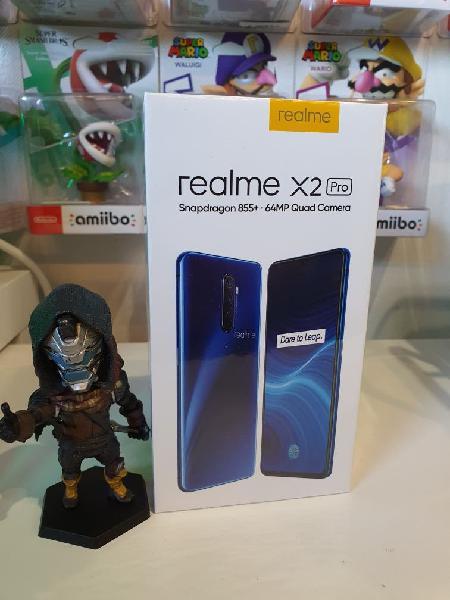 Realme x2 pro 256gb 12gb ram blue blue precintado