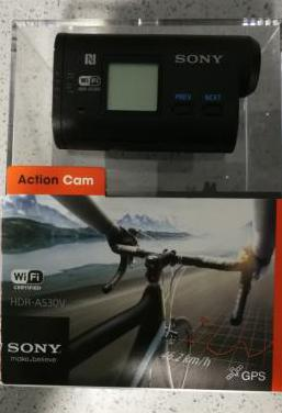 Sony action cam as30 fullhd