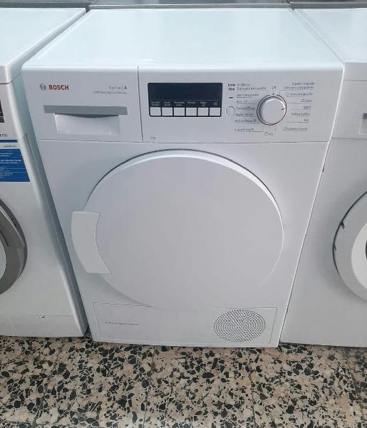 Secadora bosch 8kg / b