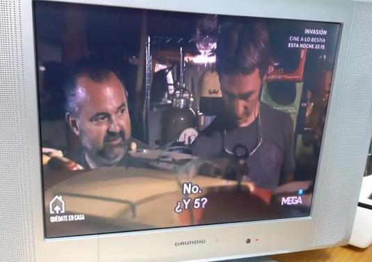 Televisor grundig lcd 15 pulgadas