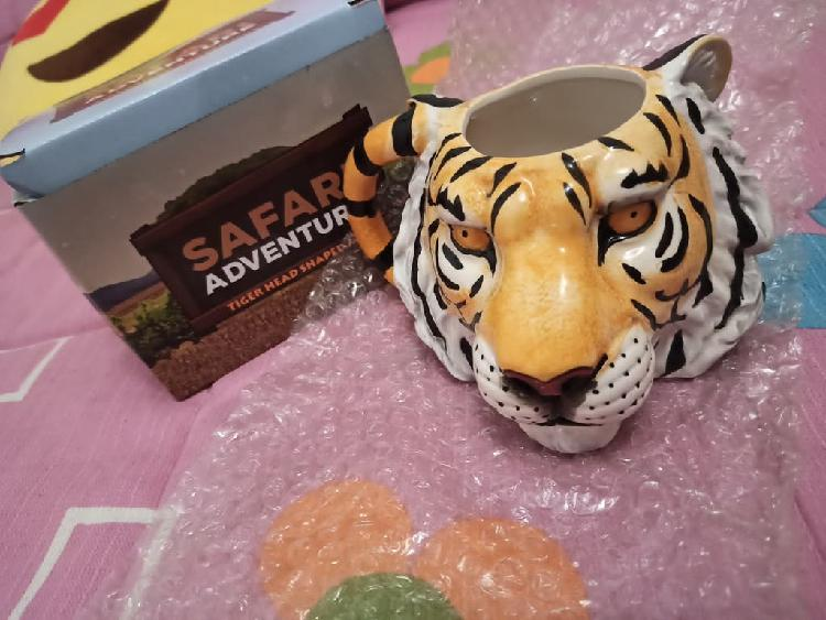 "Taza tigre. colección ""safari adventure"""