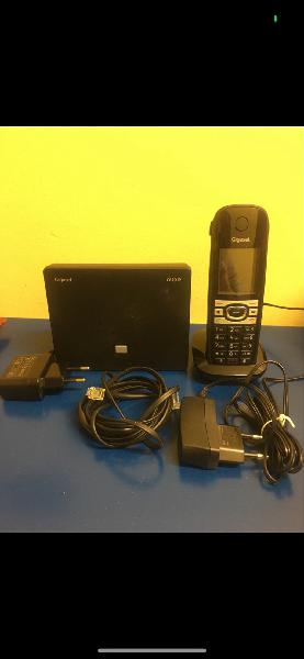 Telefono ip gigaset c610 IP inhalambrico dect