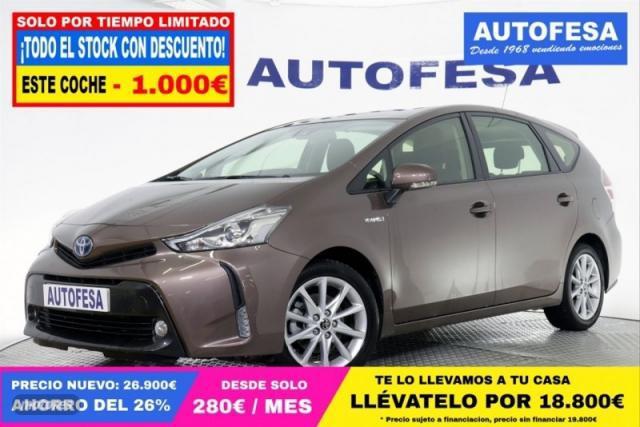 Toyota prius advance de 2018 con 37.100 km por 20.800 eur.