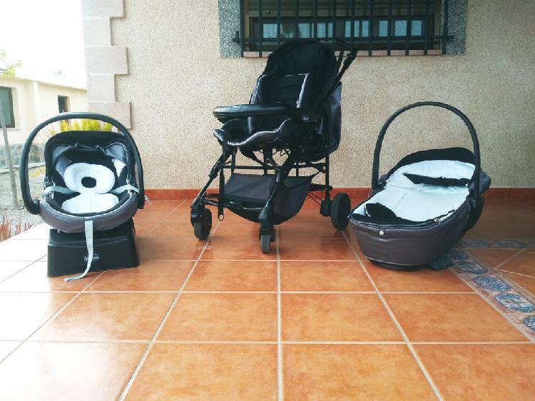 Trio carrito bebé