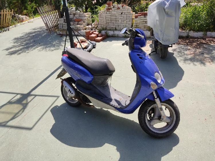 Yamaha neos 2004