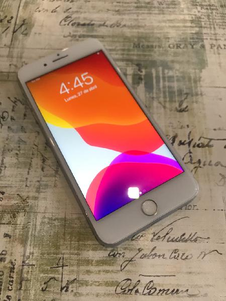 Iphone 8 plus 64 gb garantía