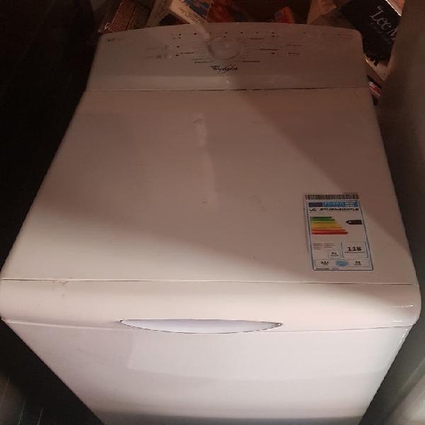 Lavadora carga superior 5kg