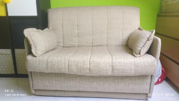Sillón sofá cama individual