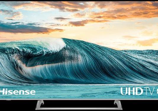 Smart tv 55 pulgadas nueva