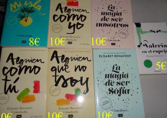 Libros de género romántico