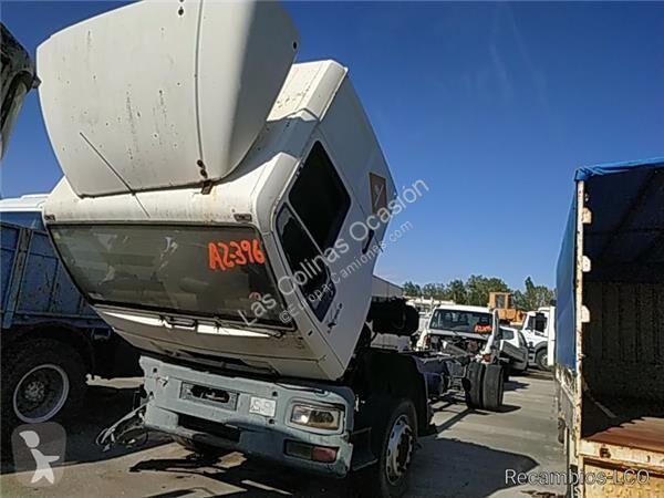 Motor man moteur pour camion l 2000 9.225 lls usado