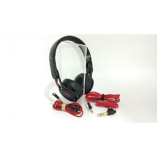 Tara botonera cable: auriculares beats mixr negro david