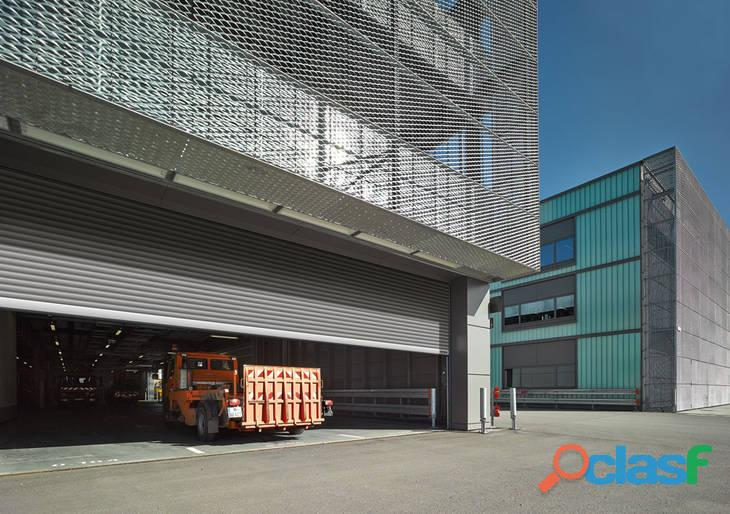 Puertas industriales para el sector logístico 2