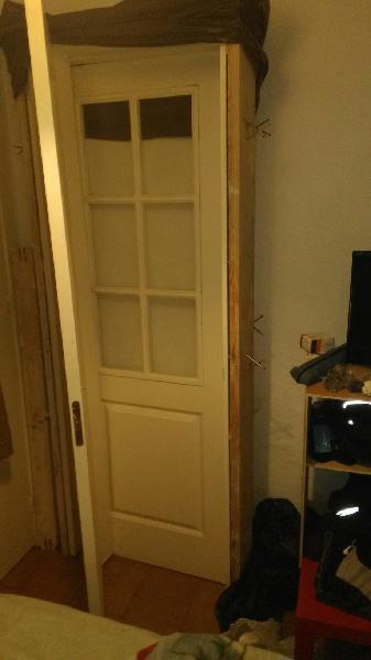 3 puertas de madera