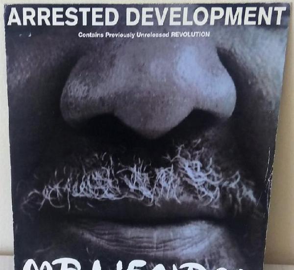 Arrested development - wendal maxi 12 coltempo edic. inglesa
