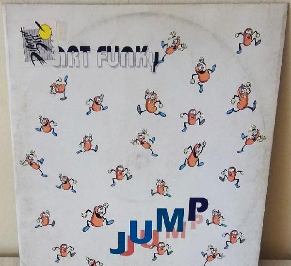 Art funky - jump maxi 12 reset - 1993