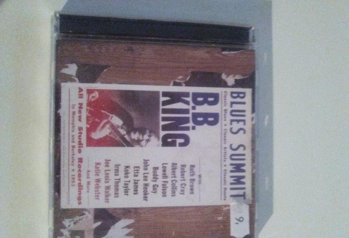 B.b. king blues summit (1993 mca) etta james robert cray