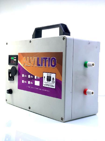 Bateria litio para motor fueraborda eléctrico