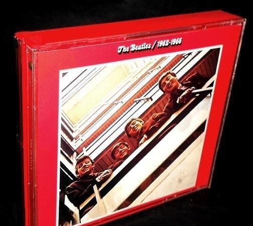 C3 - the beatles. 1962-1966. doble cd.