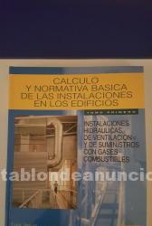 Calculo y normativa basica de las intalaciones en los