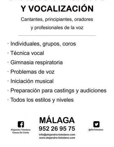 Clases de canto on line. técnica vocal. principiantes