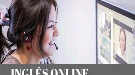 Clases de inglés online (40 minutos / 4.5 euros)